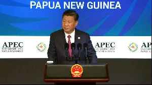 APEC summit dominated by US-China trade war [Video]