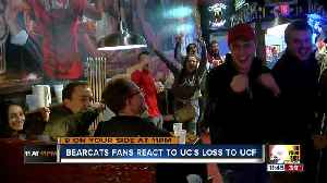 Bearcats fans react to loss to Central Florida [Video]