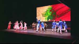 Crazy in Love: The Story of Layla and Majnun premieres in London [Video]