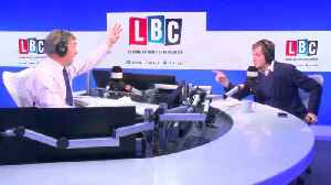 Nigel Farage Clashes With Alastair Campbell Over New Brexit Referendum [Video]
