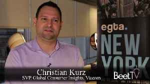 Addressable TV Strategy Varies By Country: Viacom's Kurtz [Video]