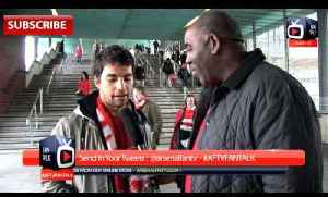 Arsenal 1 v Man Utd 1 - It was a tough game says fan - 10 - ArsenalFanTV.com [Video]