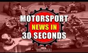 Motorsport news in 30 seconds - 15th February 2017 [Video]