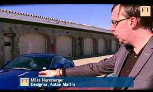 Aston Martin Gets Ready To Rumble - The Financial Times [Video]