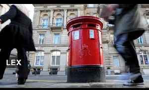 Royal Mail's share drop [Video]