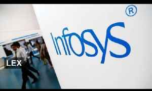 Uncertainty over Infosys [Video]