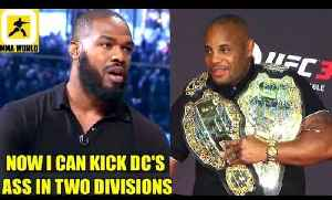 This is the reason why Jon Jones is happy that Cormier is now a 2 Division Champ,Joe Rogan on Jones [Video]