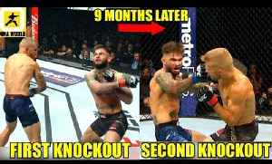 Agressive Cody Garbrandt fell right into the trap again and got finished,Miesha on Conor McGregor [Video]