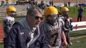Tim Green: Coping with the ALS he thinks was caused by the game he loves [Video]