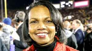 Condoleezza Rice says she won't be head coach of the Cleveland Browns [Video]