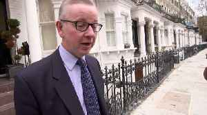 Michael Gove urges people to 'get behind' Theresa May [Video]