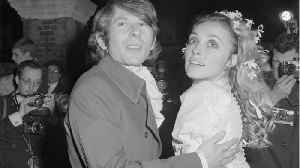 Sharon Tate's Wedding Dress Sold For $56,000 [Video]
