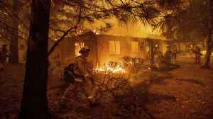 California fires take personal toll on firefighters [Video]