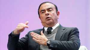 Nissan CEO Ghosn Arrested [Video]