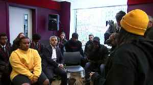 London Mayor announces £13m to tackle serious youth violence [Video]
