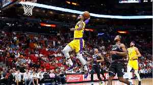 LeBron James Rammed Home 51 Points For The LA Lakers To Punish His Former Team [Video]
