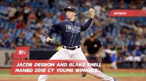The 2018 CY Young Winners Are [Video]