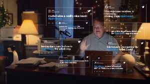 Man Called John Lewis Gets His Own Christmas Advert With Twitter U.K. [Video]