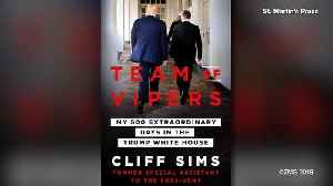 Former Trump Aide To Release Book Titled