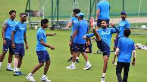 India vs Australia 2018-19 : Team India Starts Praticing At Brisbane Stadium | Oneindia Telugu [Video]