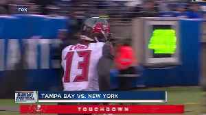 Jameis Winston leads Buccaneers' comeback which falls short in 38-35 loss to New York Giants [Video]