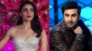 Alia Bhatt breaks silence on her Marriage with Ranbir Kapoor at Lux Golden Rose Awards | FilmiBeat [Video]