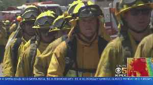 Marin County Fire Academy Prepares Next Gen. Of Firefighters [Video]