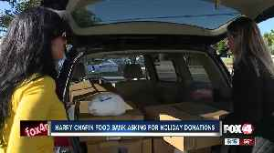 Harry Chapin Food Bank asking for holiday donations [Video]