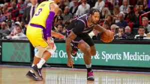 James Johnson on returning from injury and guarding LeBron James [Video]