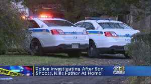 Son In Custody After Police Say He Fatally Shot His Father During Argument [Video]