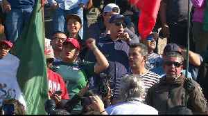 Mixed reception leaves Central Americans uncertain in Tijuana [Video]