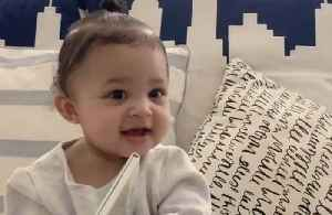 Kylie Jenner attempts to teach Stormi how to say Kylie Cosmetics [Video]