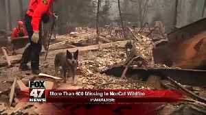 71 dead, more than 1,000 missing from California wildfire [Video]