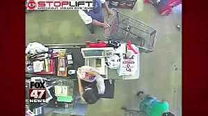 Stoplift to Prevent Shoplifting within Grocery Stores [Video]