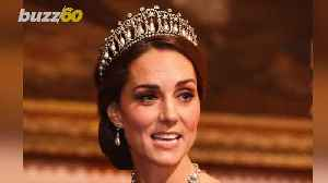 Is Kate Middleton Sending a Message With Her Headpieces? [Video]