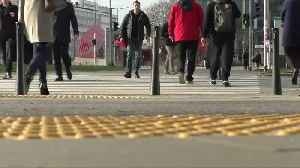 Poland aims to fight smog with pollution-reducing sidewalks [Video]