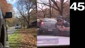 Dashcam Shows Moment Man Opens Fire on Arkansas Police Officer [Video]