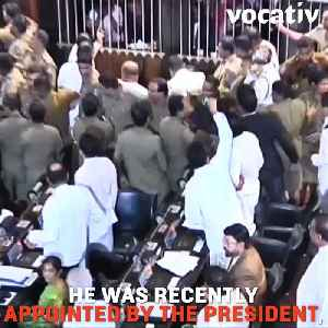 Sri Lanka's Political Crisis is Resulting in All-Out Brawls in Parliament [Video]