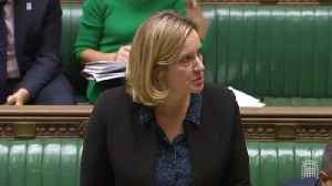Amber Rudd Admits There Are 'Problems' With Universal Credit [Video]
