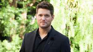 Michael Bublé Opened Up About His Family On The 'Today' Show [Video]