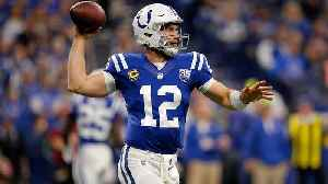 Andrew Luck's Sense of Security Has Helped Colts Become Dangerous Team [Video]