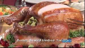 Mr. Food - Butter Basted Herbed Turkey [Video]
