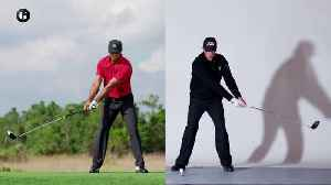 Tiger Vs Phil: How Their Swings Match Up