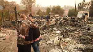 California's deadly Camp and Woolsey fires, compared by the numbers [Video]