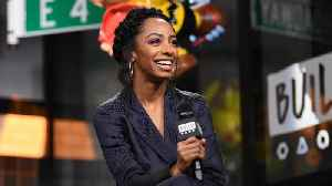 Christiani Pitts Reflects On Her Journey From Fan To Star [Video]