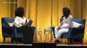Michelle Obama Begins Her Book Tour With a Talk With Oprah [Video]