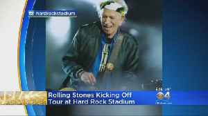 Rolling Stones To Make Miami Stop [Video]