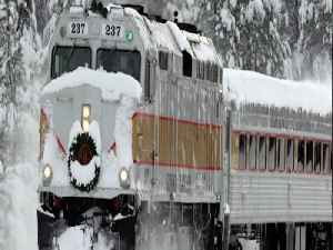SLEIGH BELLS! There Is A Real Polar Express In Arizona - ABC15 Digital [Video]