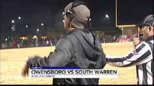 owensboro falls at undefeated south warren [Video]
