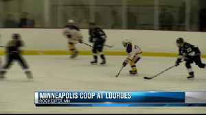 Lourdes vs. Minneapolis Coop Girl's Hockey Highlights from Saturday [Video]